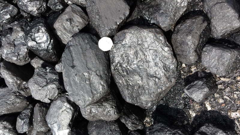 Lump Coal from B and B Fuels